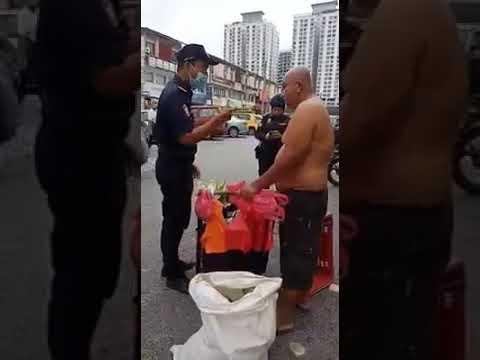 Pakcik jagung, diperlakukan tidak sepatuttnya - YouTube