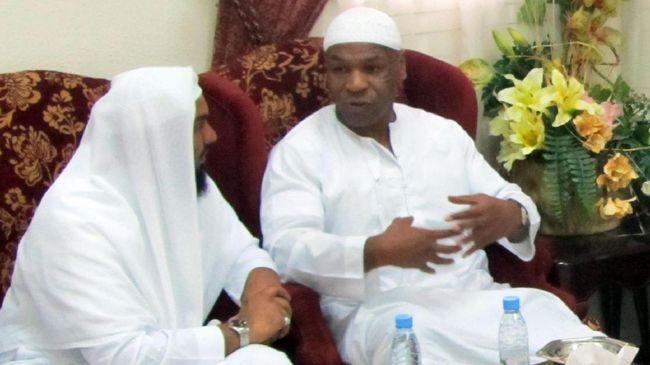 Jalan Liku Mike Tyson Memeluk Islam