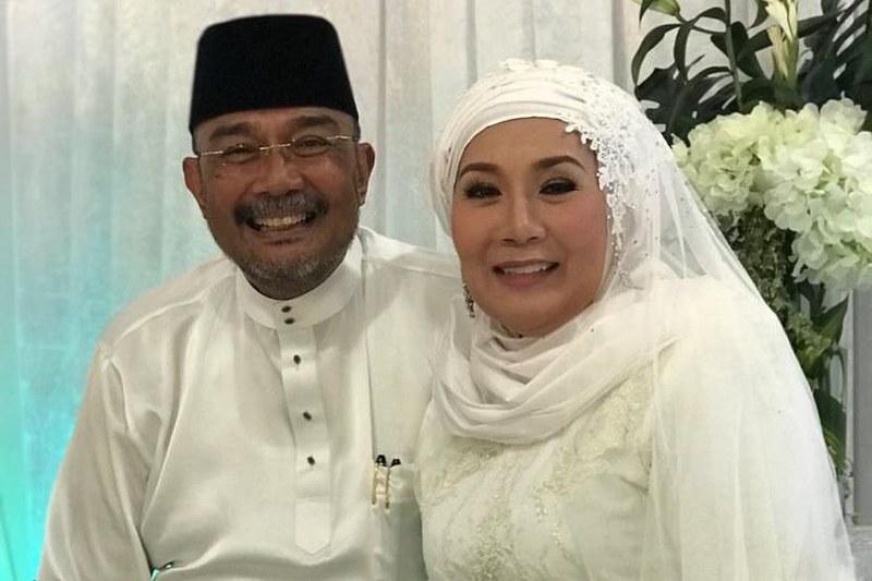 Ras Adiba Radzi Sah Bergelar Isteri Kepada Mohamed Azam | Sensasi Selebriti