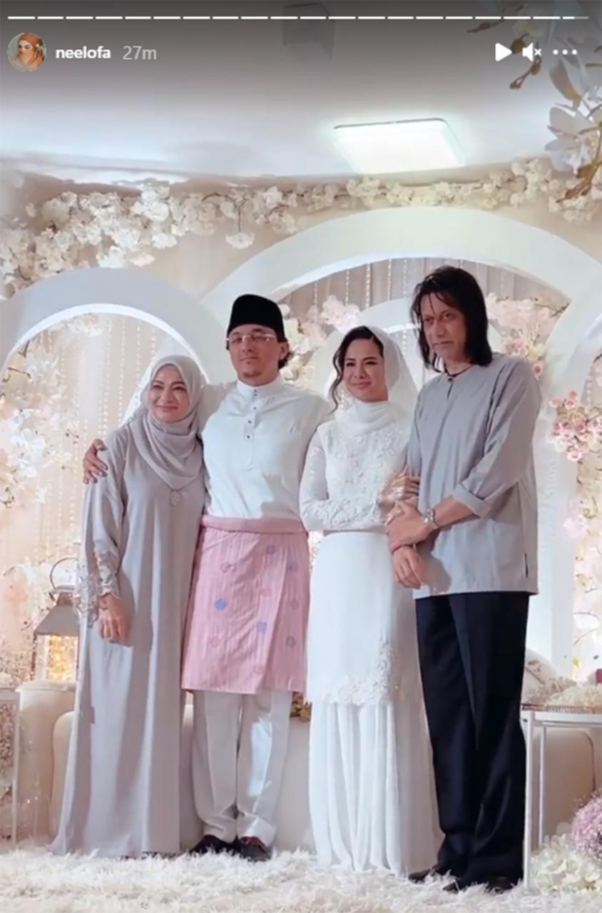 Pernikahan Noor Nabila dan Engku Emran   Blog Sihatimerahjambu