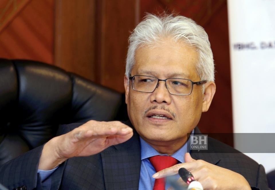 MENTERI Dalam Negeri, Datuk Seri Hamzah Zainudin